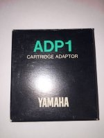Click for large photo of Yamaha ADP1