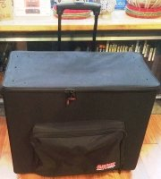 Click for large photo of Gator 1X12 Amp Case