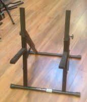 Click for large photo of On Stage Amp Stand