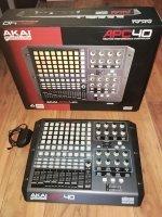 Click for large photo of Akai APC40
