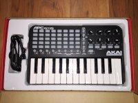 Click for large photo of Akai APC Key 25
