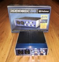 Click for large photo of Presonus Audiobox USB