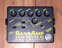 Click for large photo of Tech 21 Bass Driver DI