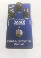 Click for large photo of MXR Bass Octave Deluxe