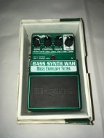 Click for large photo of Digitech Bass Synth Wah