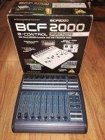 Click for large photo of Behringer BCF2000