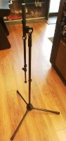 Click for large photo of Auray Boom Mic Stand