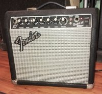 Click for large photo of Fender Bullet 15 DSP