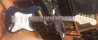 Click for large photo of Fender Squier Bullet Strat