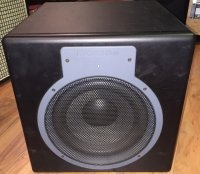 Click for large photo of M-Audio BX10S Subwoofer