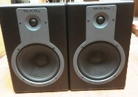 Click for large photo of M-Audio BX8A