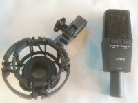 Click for large photo of AKG C 414 B-XLS