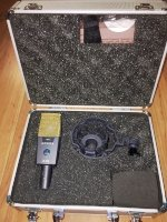 Click for large photo of AKG C 414 XL II
