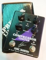 Click for large photo of Carl Martin Compressor/Limiter