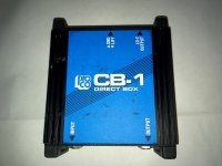 Click for large photo of Proco CB-1