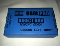 Click for large photo of CBI DBGL Pro Direct Box