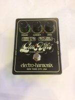 Click for large photo of Electro-Harmonix Good Vibes