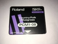 Click for large photo of Roland SO-PCM1-08