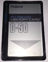Click for large photo of Roland PN-D50-00