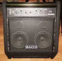 Click for large photo of Simmons DA-200S