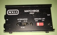 Click for large photo of Rolls Matchbox DB25