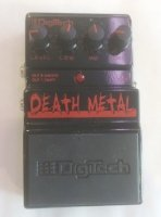 Click for large photo of Digitech Death Metal
