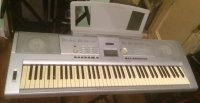 Click for large photo of Yamaha DGX-205