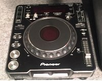 Click for large photo of Pioneer CDJ-1000 MK3