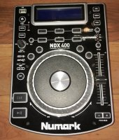 Click for large photo of Denon NDX 400