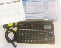 Click for large photo of Tascam DP-008EX