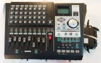 Click for large photo of Tascam DP-01FX CD