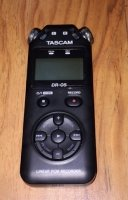 Click for large photo of Tascam DR-05