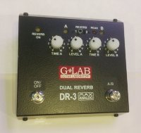 Click for large photo of G-Lab Dual Reverb DR-3