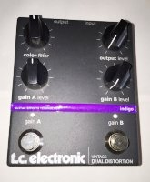 Click for large photo of TC Electronic Dual Distortion