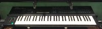 Click for large photo of Yamaha DX7IIFD W/Grey Matter E!