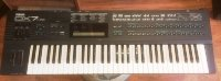 Click for large photo of Yamaha DX7IIFD