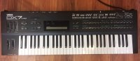 Click for large photo of Yamaha DX7 IIFD