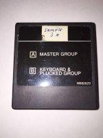 Click for large photo of Yamaha DX7 ROM3