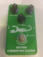 Click for large photo of Joyo Dyna Compressor