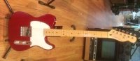 Click for large photo of Fender Esquire Telecaster