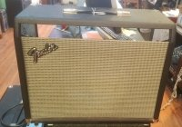 Click for large photo of Fender Guitar Amp Cabinet