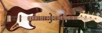 Click for large photo of Fender Jazz Bass