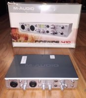 Click for large photo of M-Audio Firewire 410