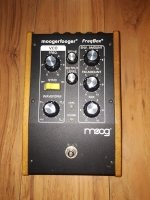 Click for large photo of Moog MF-107 Freq Box