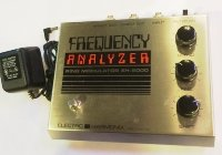 Click for large photo of Electro-Harmonics Frequency Analyzer