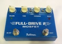 Click for large photo of Fulltone Full-Drive 2 Mosfet