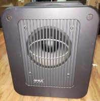 Click for large photo of Genelec 7050A Subwoofer