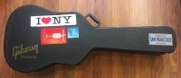 Click for large photo of Gibson Acoustic Guitar Case