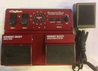 Click for large photo of Digitech HarmonyMan