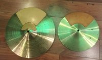 Click for large photo of Hart Electronic Cymbal Set